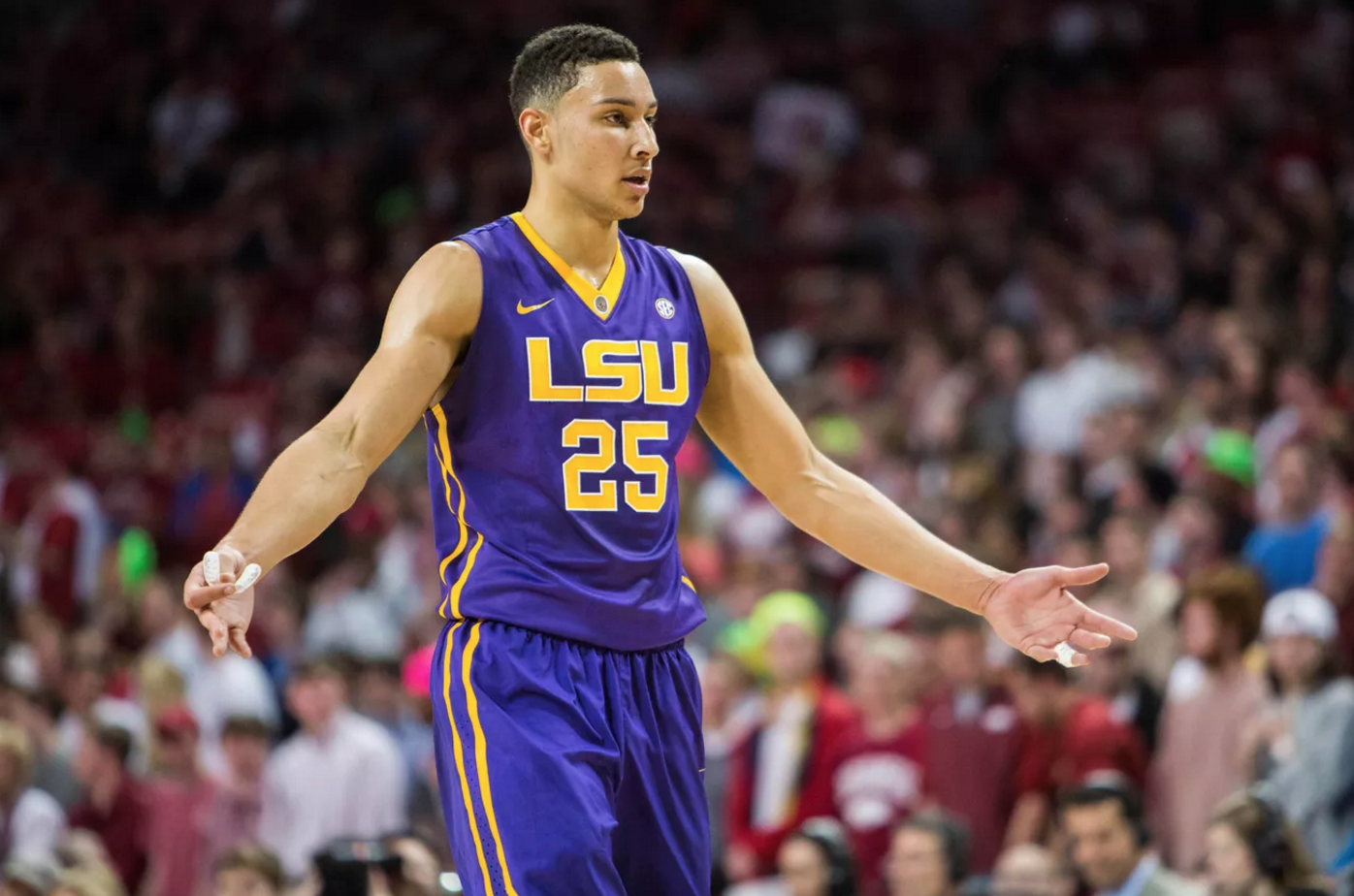 Arkansas routs LSU 85-65; most likely ending Tigers' NCAA hopes.