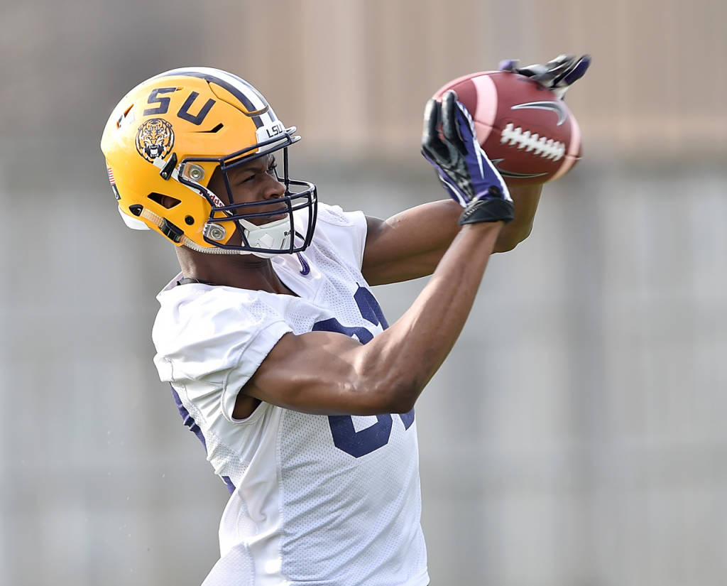 Quick Recap: LSU Football kicks off first Spring Practice of 2016. (See Photos)