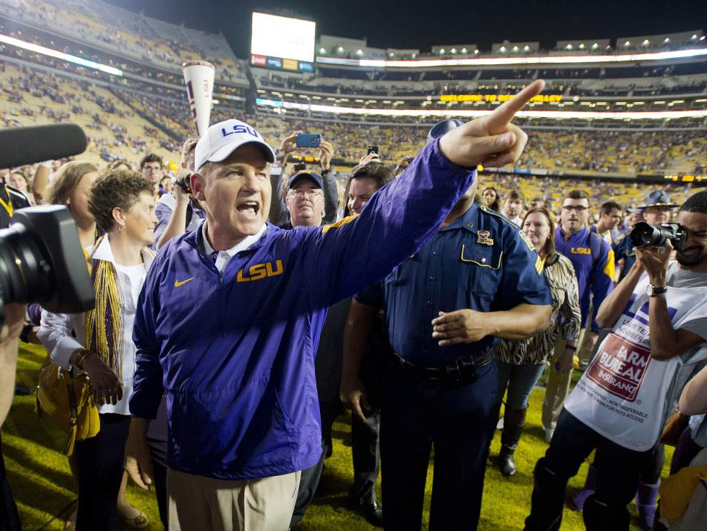 Post Spring Practice Review: LSU sets focus on play from QB Brandon Harris