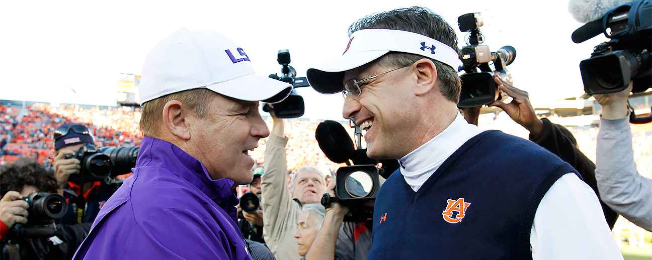 Wednesday Preview: LSU travels to Auburn for important late September matchup