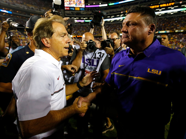 LSU offense struggles in 10-0 loss to Alabama