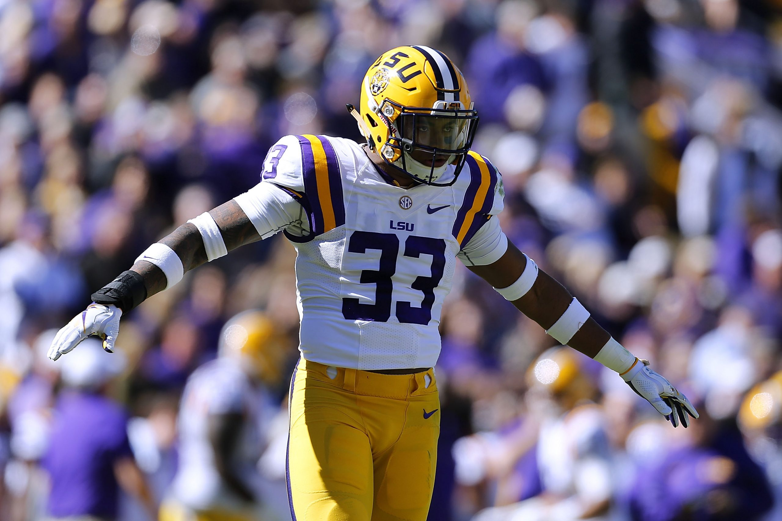 Jamal Adams to enter NFL Draft