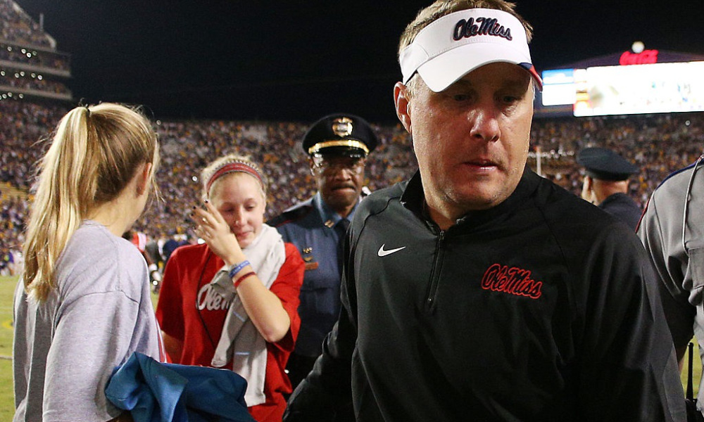 Around The SEC: What's next for Hugh Freeze, Ole Miss?