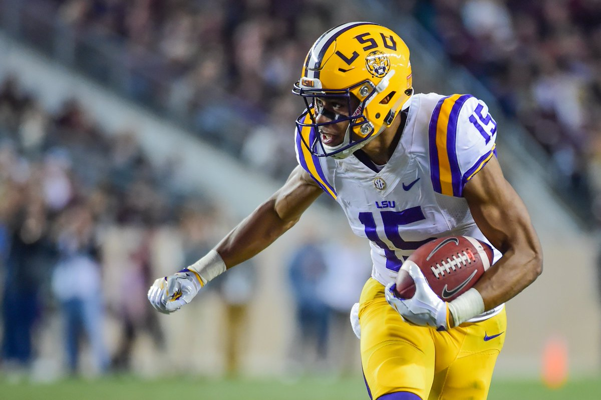 LSU to have 10 participants in NFL Combine