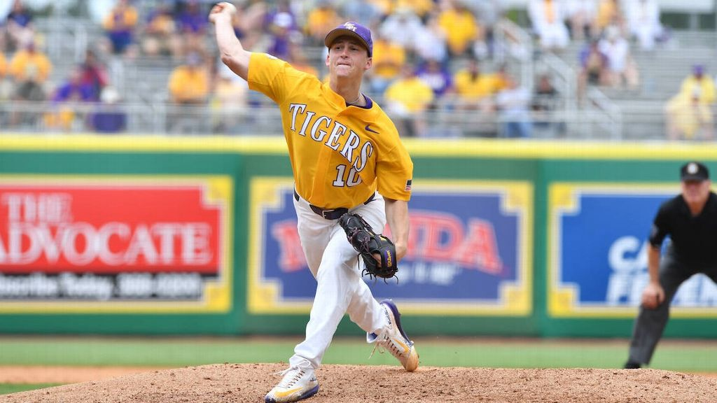 Baseball sweeps weekend series vs Auburn