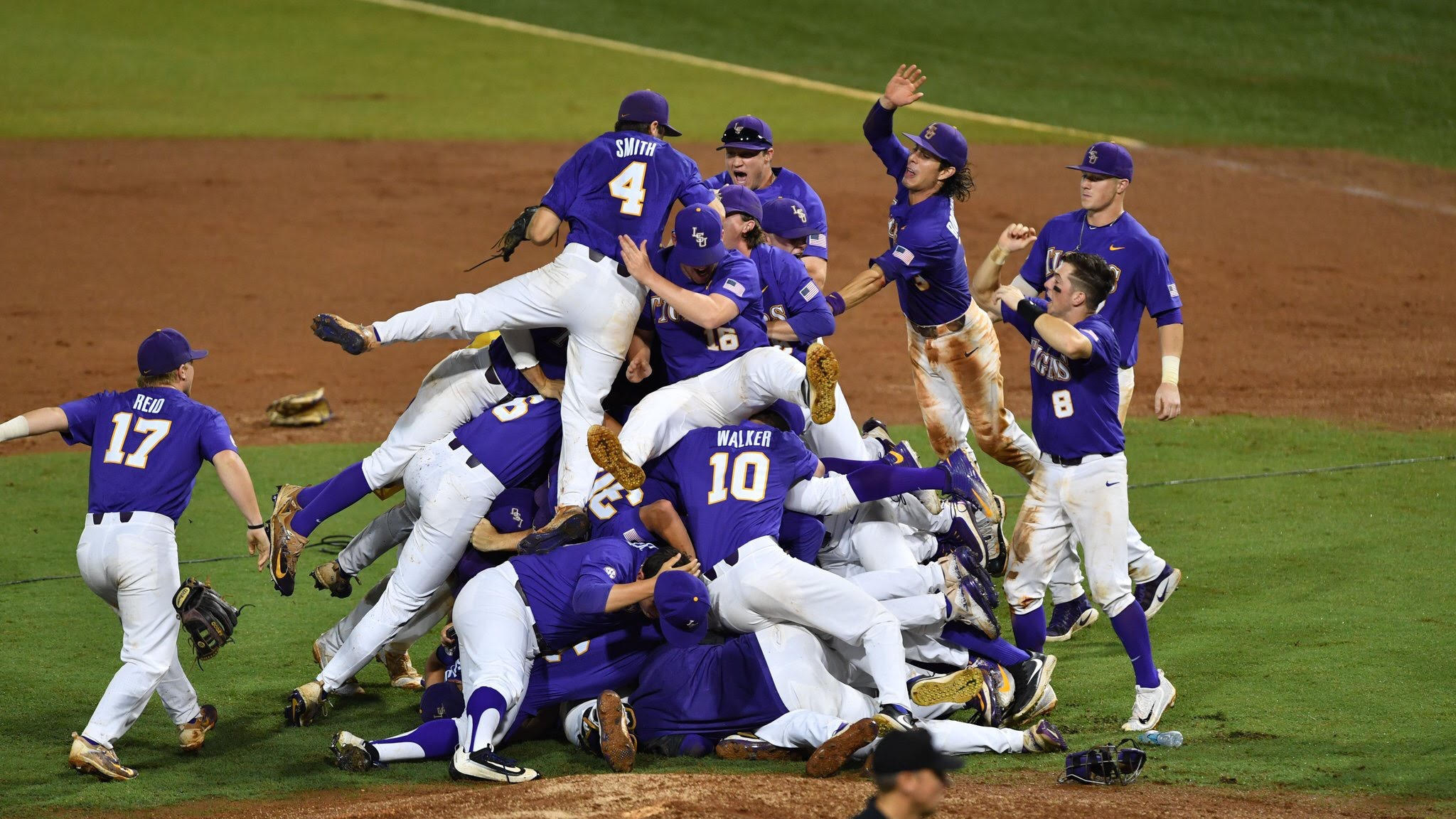 LSU reaches its 18th College World Series