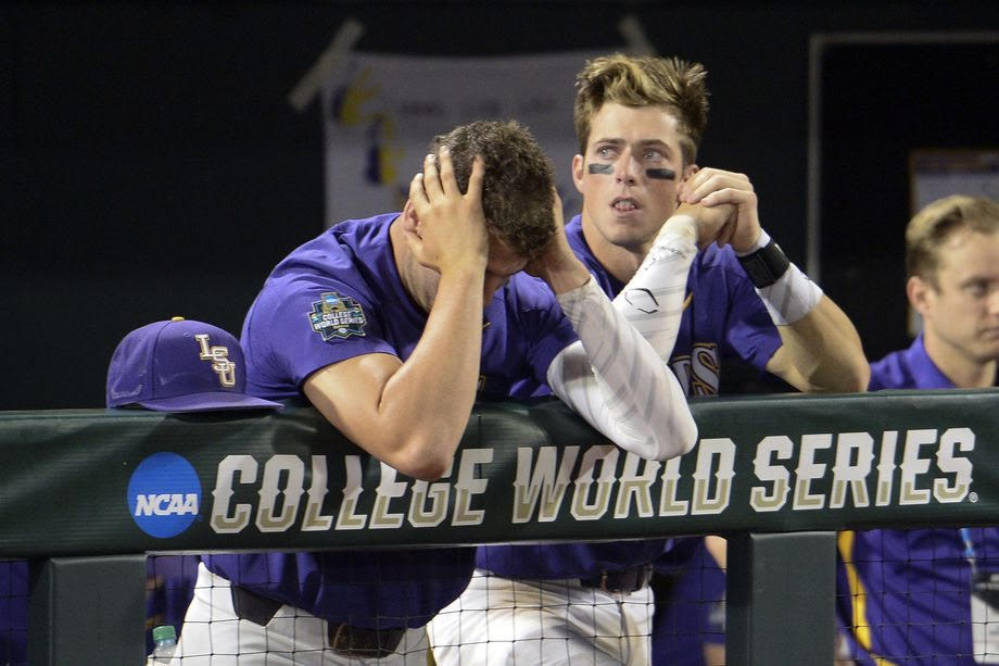 Baseball suffers agonizing loss to Florida, 6-1