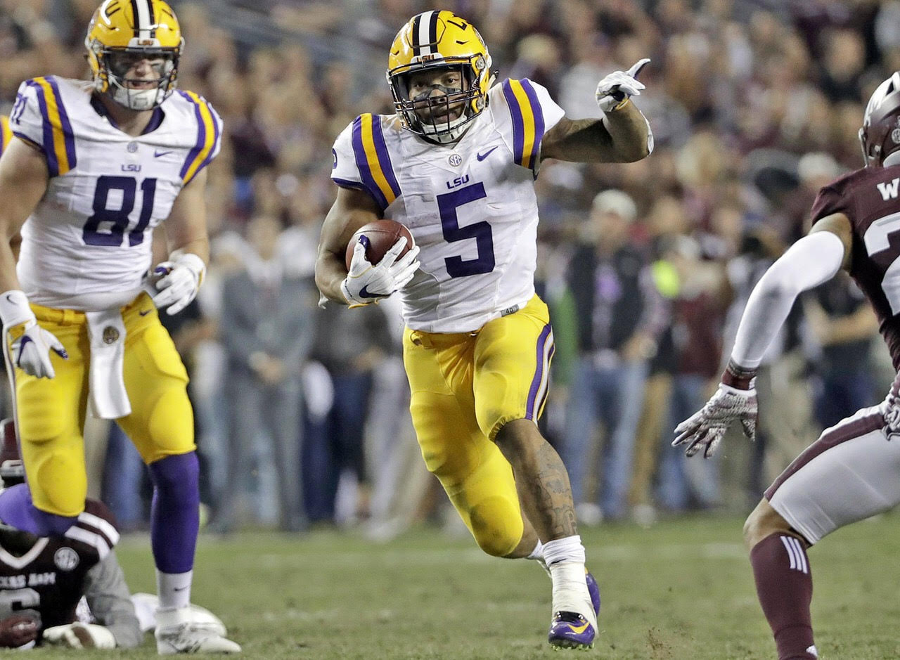 Guice, Key named preseason first team All-SEC