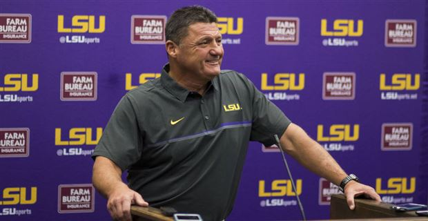 LSU holds second preseason scrimmage