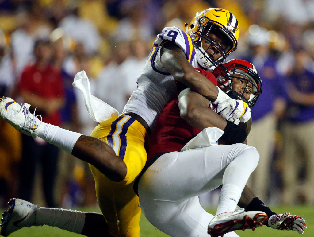 Ed Orgeron not expecting Arden Key for opener