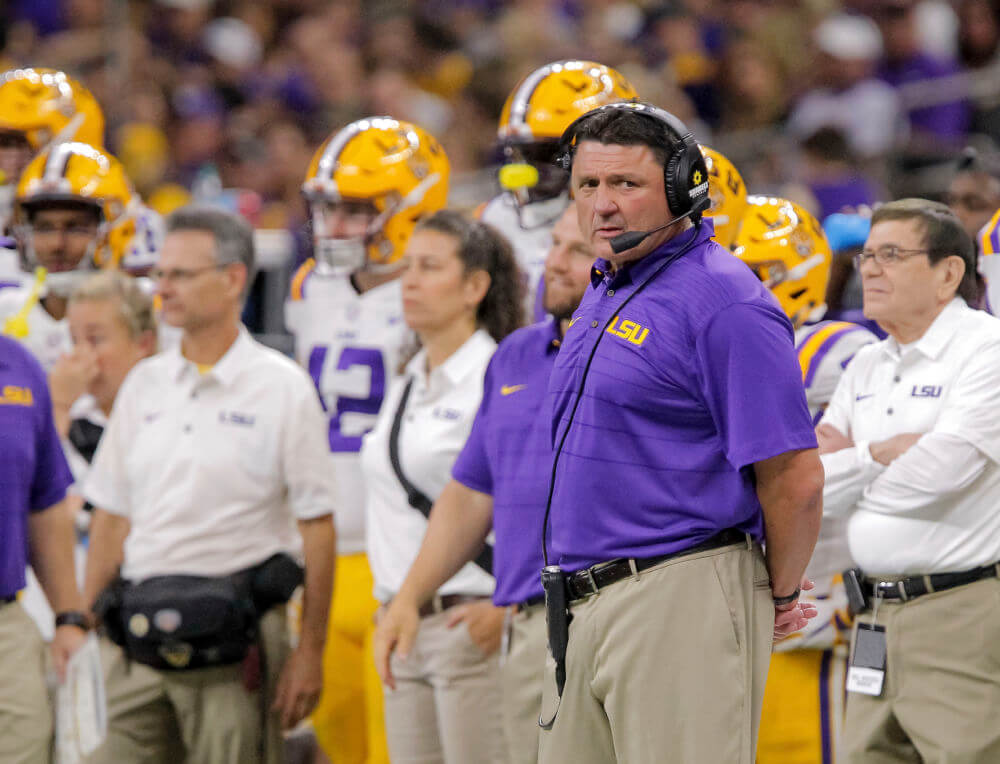 Preview: LSU starts SEC play at Mississippi State