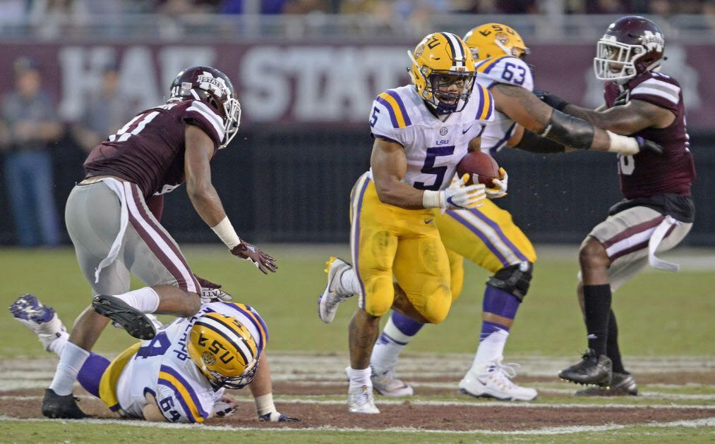 LSU plagued by penalties in 37-7 loss at Mississippi State