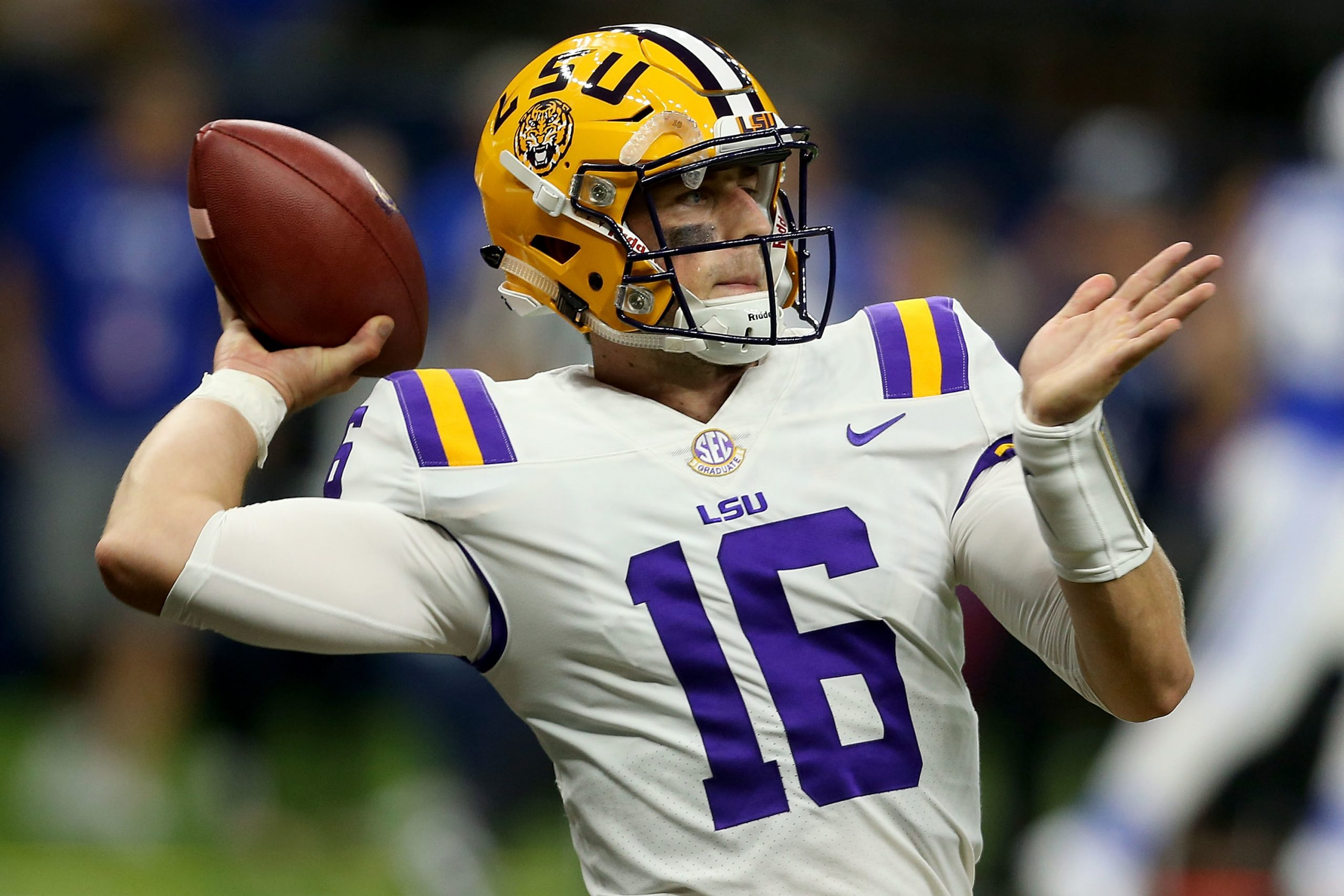 Preview: LSU faces Chattanooga in home opener