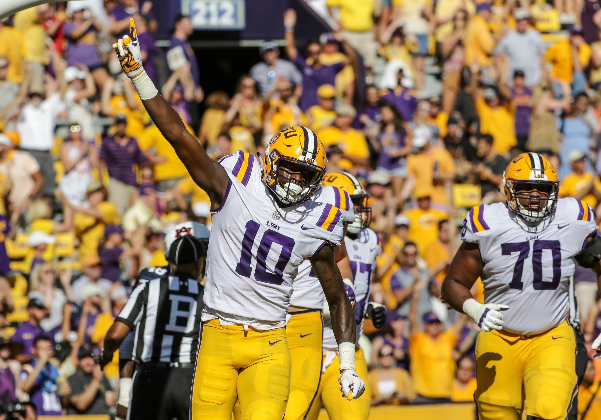 LSU takes momentum to Oxford vs. Ole Miss