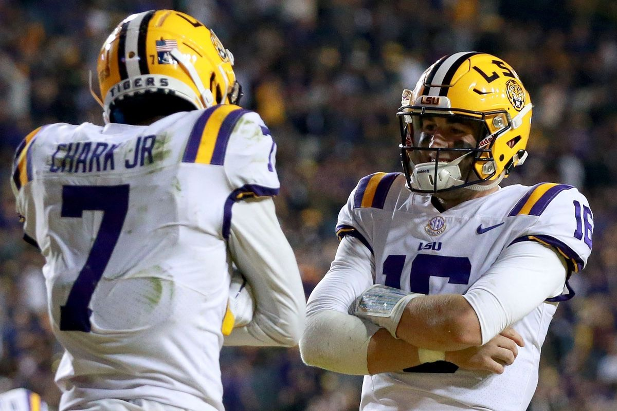 Six LSU players named to All-SEC team