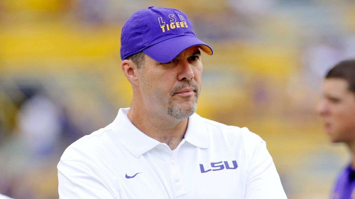 LSU hires James Cregg as new offensive line coach
