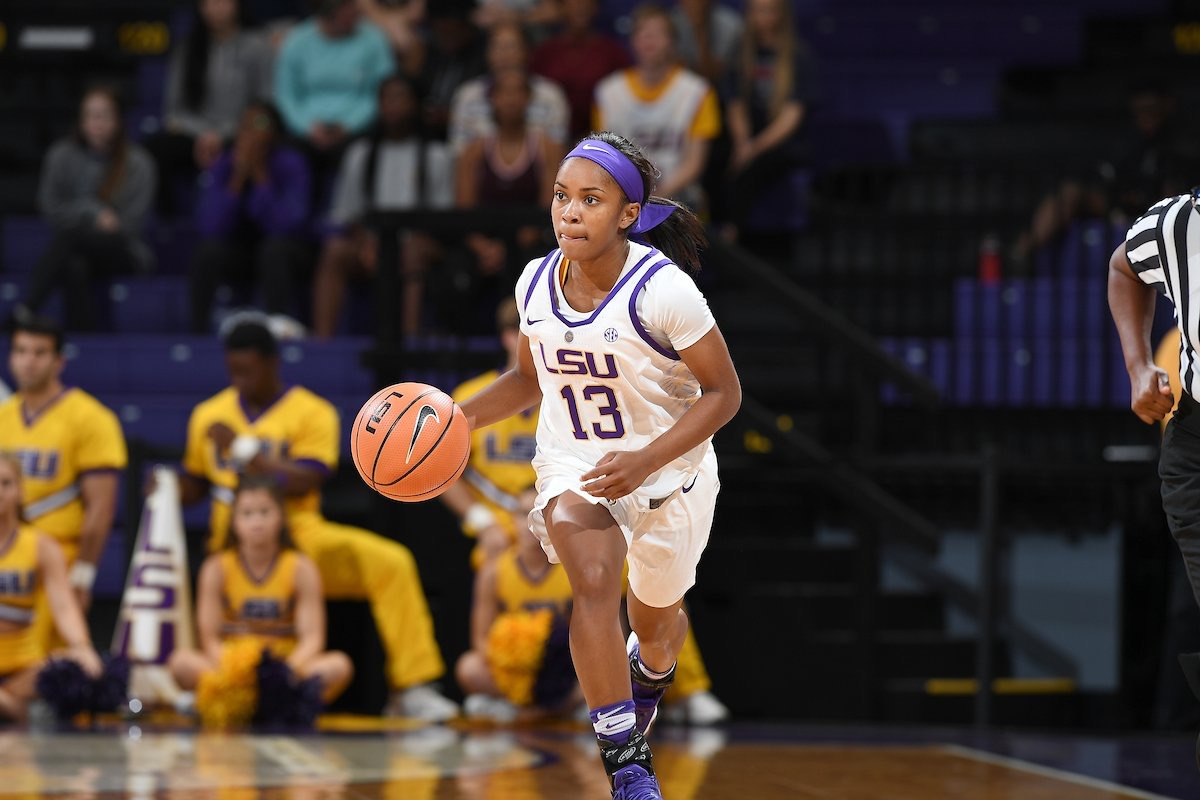 Lady Tigers defeat No. 10 Tennessee at home