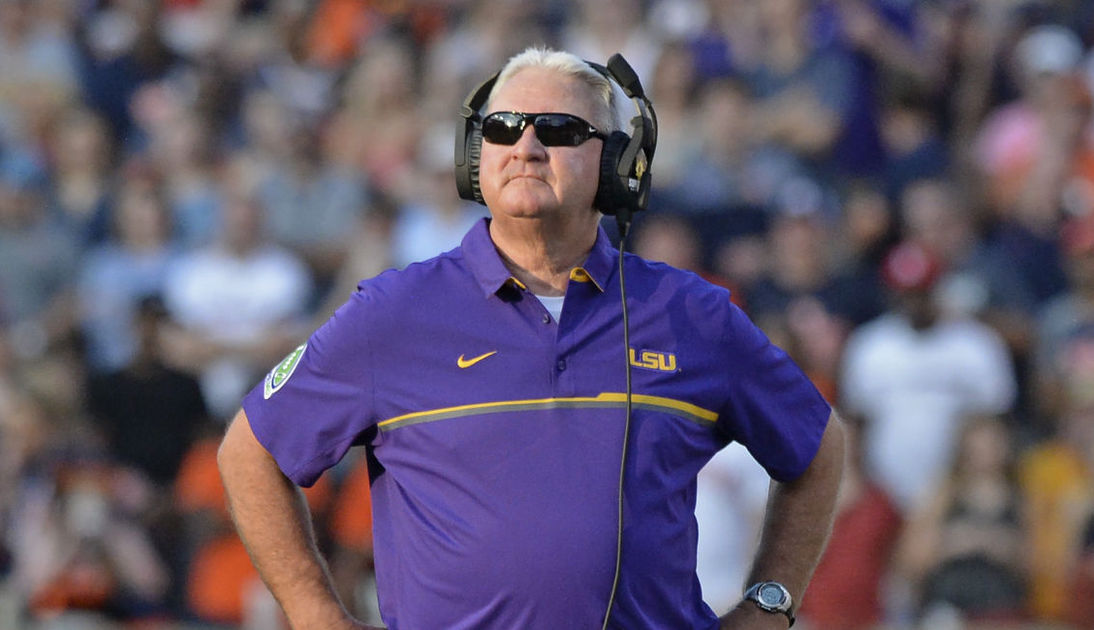 LSU expects Steve Ensminger to be next offensive coordinator
