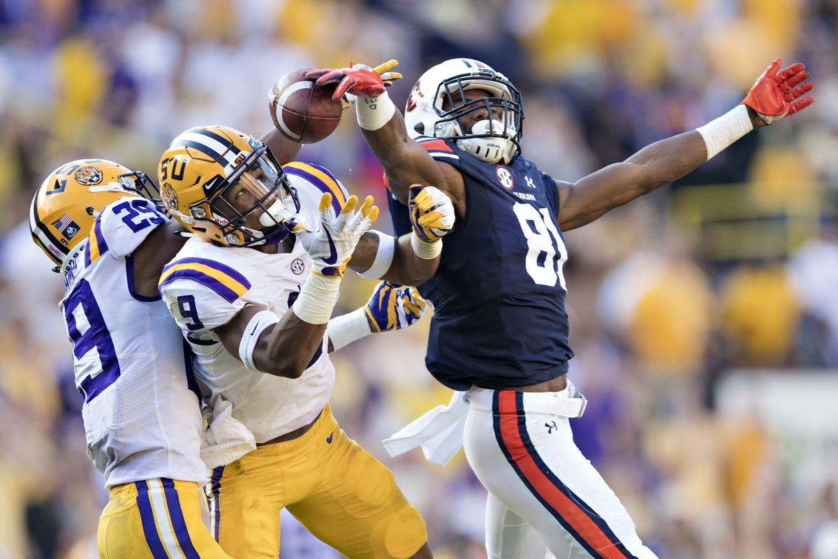 Freshman Focus: LSU safety Grant Delpit
