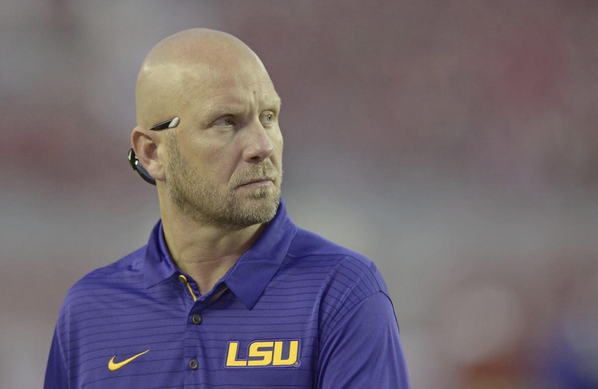 LSU and Matt Canada officially agree to part ways