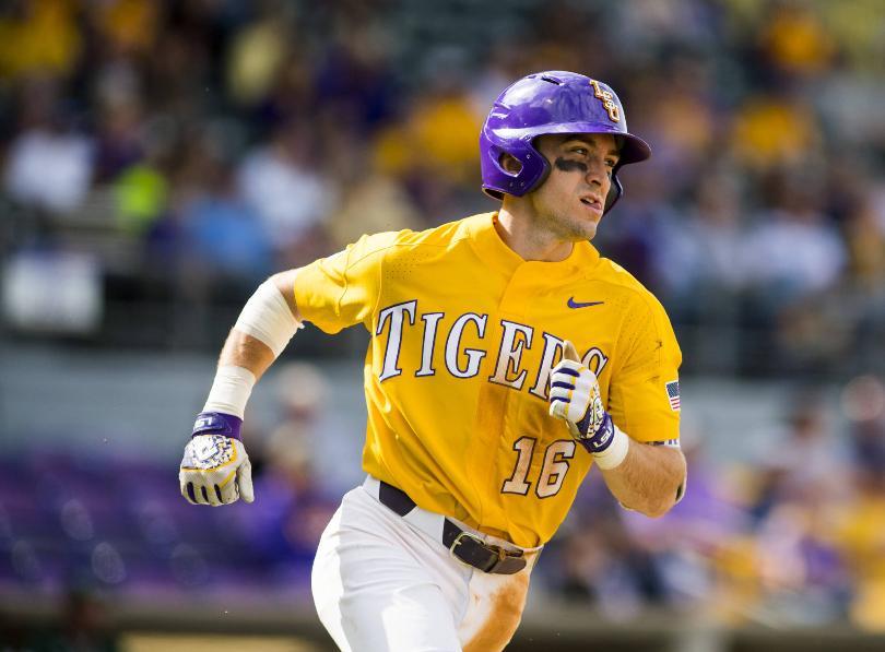 Baseball drops weekend series at Vanderbilt