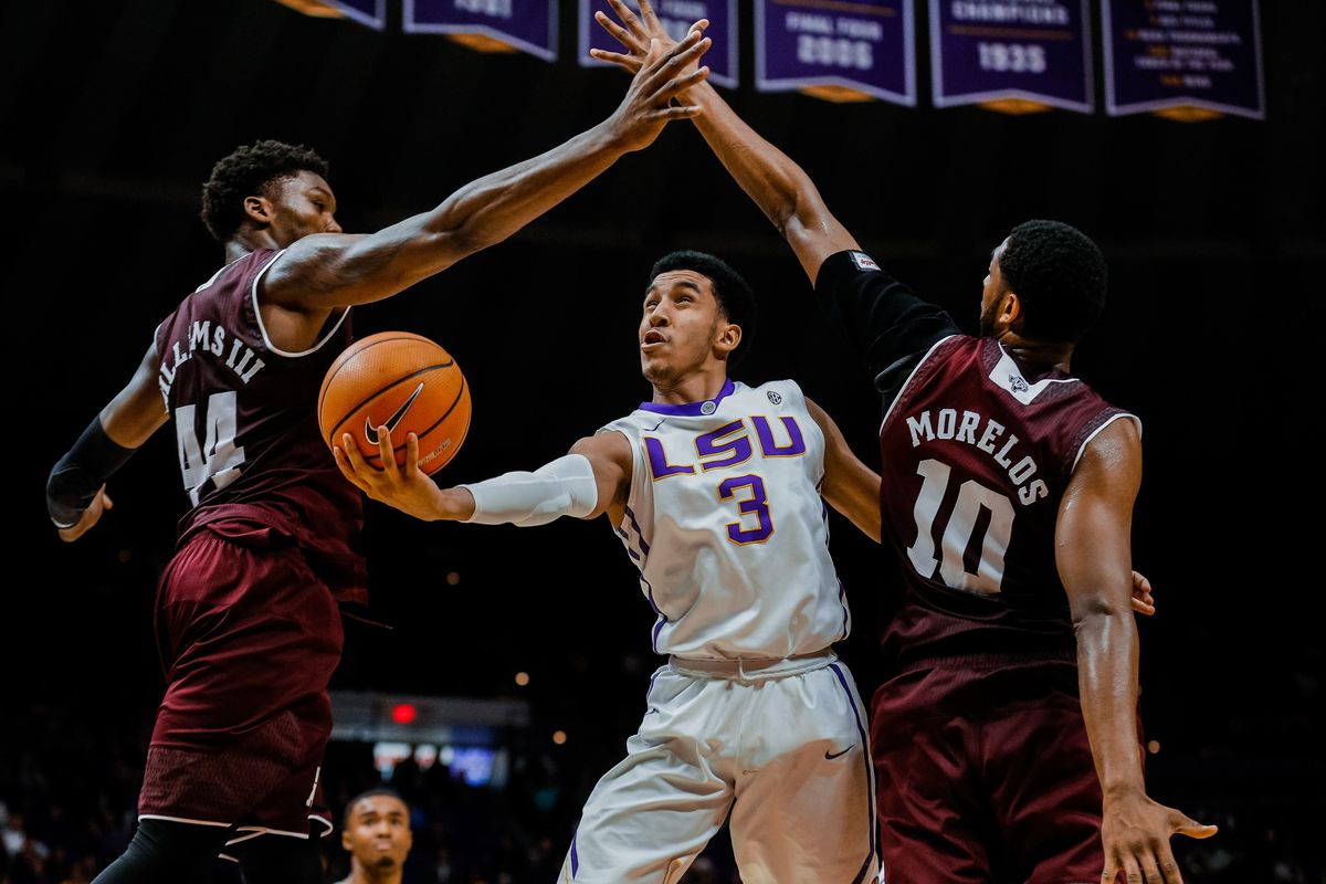 Tremont Waters named to SEC All-Freshman Team