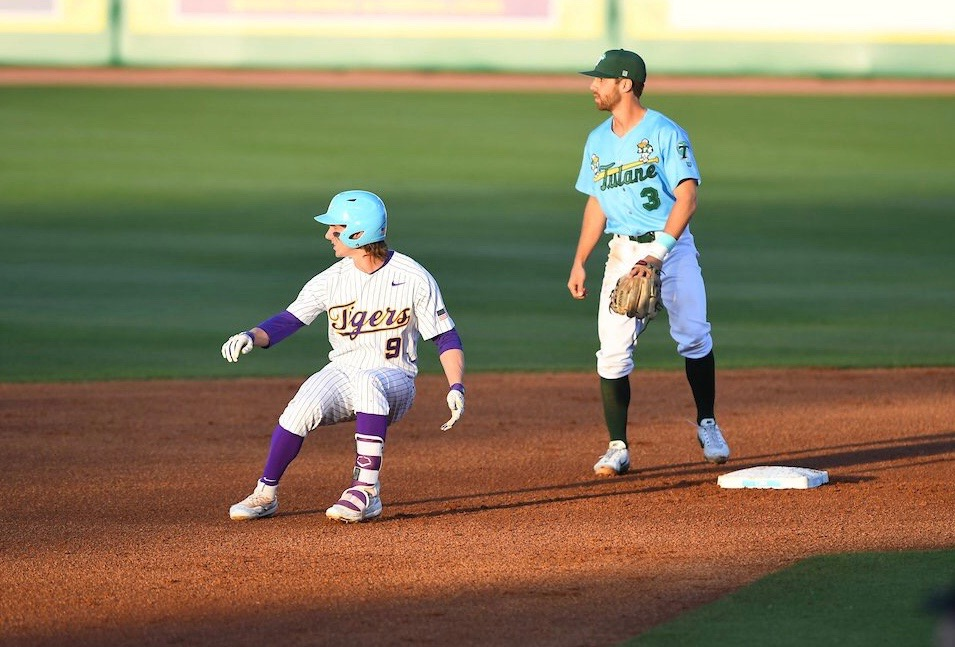 Watson's 3 RBIs lead LSU over Tulane at home