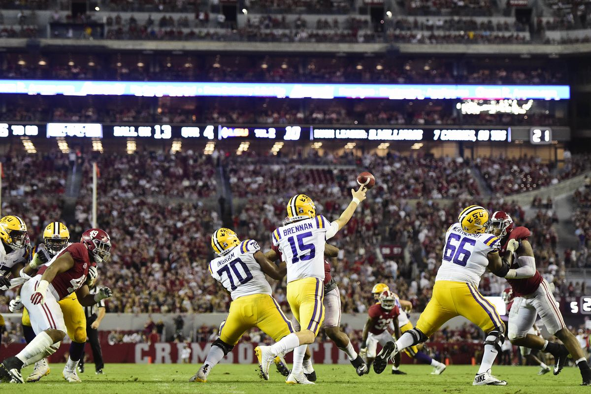 Taking a deeper look into LSU's future at quarterback