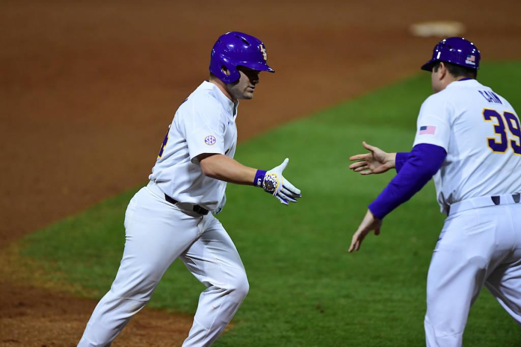 Baseball defeats Missouri behind ace Zack Hess