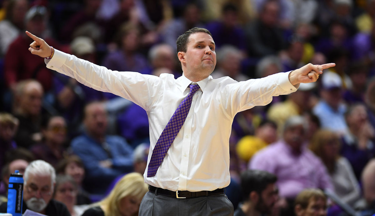 LSU to host UL-Lafayette in NIT opening round