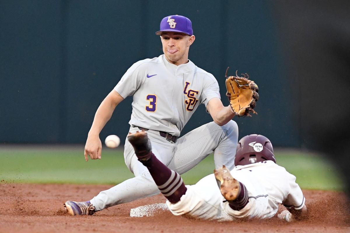 Baseball defeats Texas A&M, 4-1, behind Zack Hess