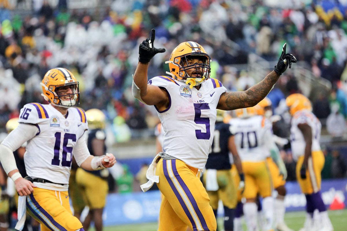 2018 NFL Draft: LSU primed for Round 2 in Dallas