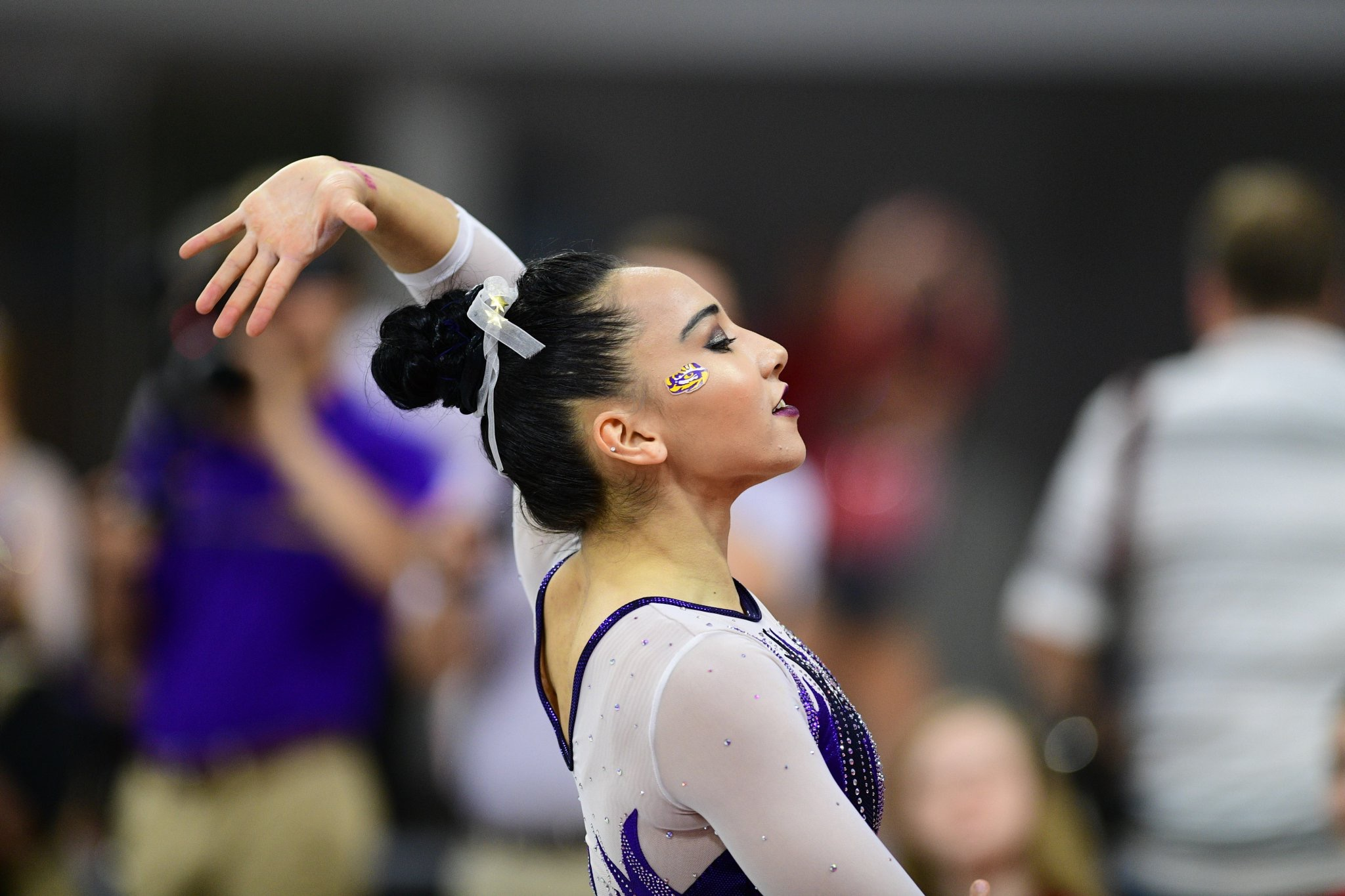 Gym prepares for 2018 NCAA Nationals in St. Louis