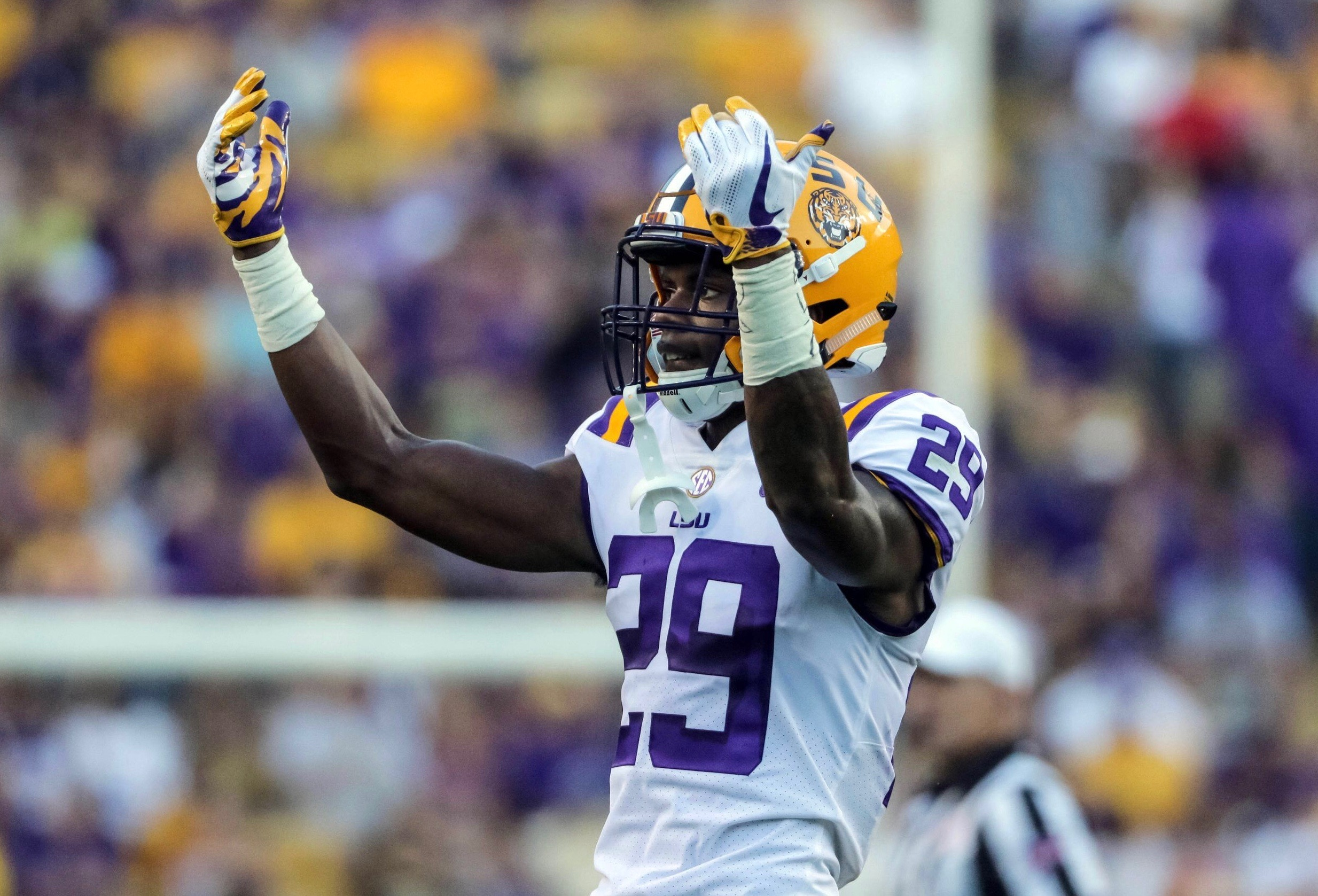 LSU Spring Practice Report: Defensive Backs