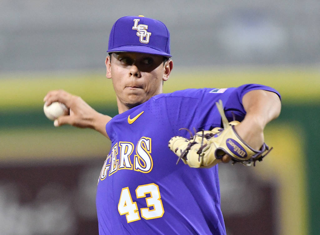 Todd Peterson lifts Baseball over South Carolina