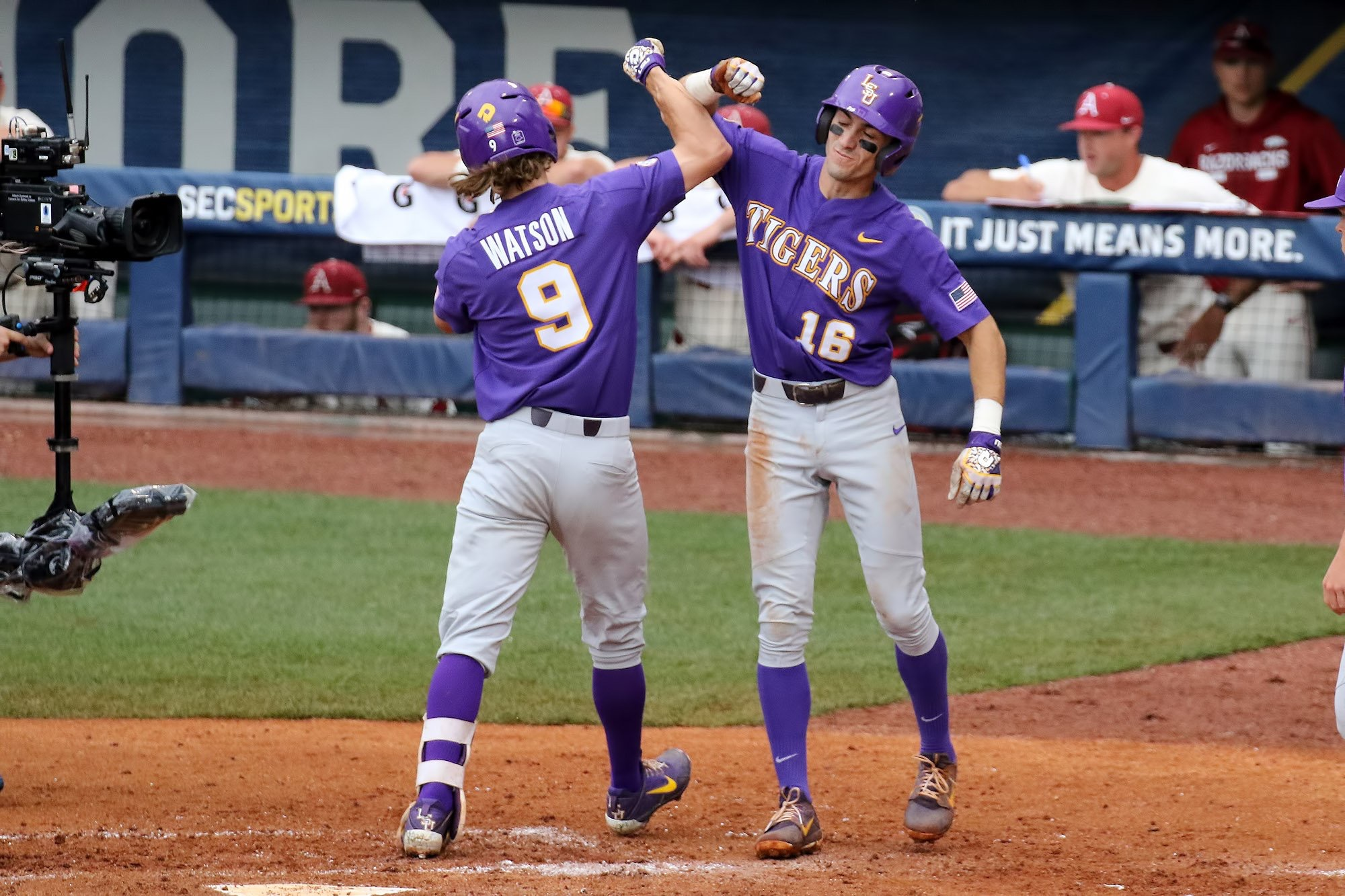 Baseball falls to Ole Miss in SEC Championship