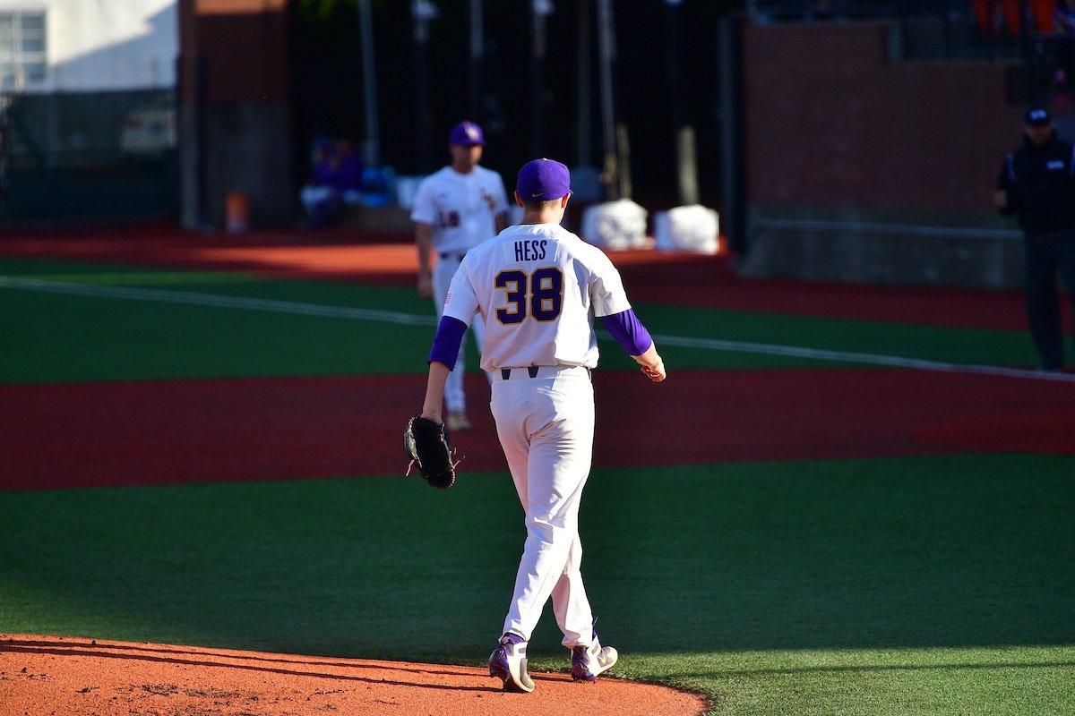 Baseball falls to Oregon State in Corvallis Regional