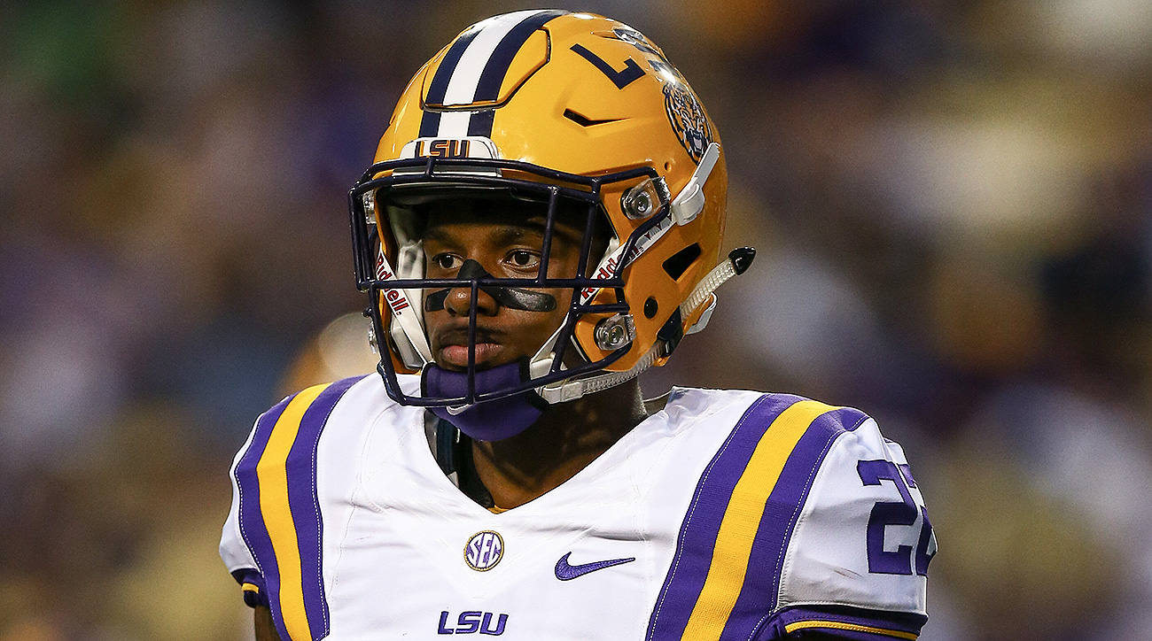 NCAA to re-open LSU CB Kristian Fulton's case
