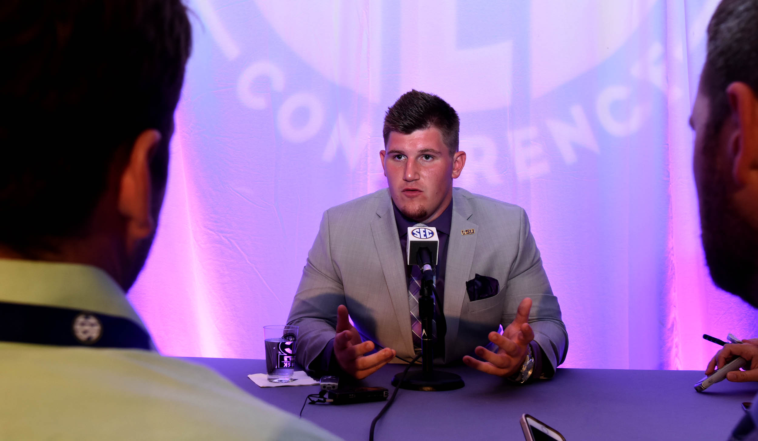 Previewing the Top Storylines of SEC Media Days