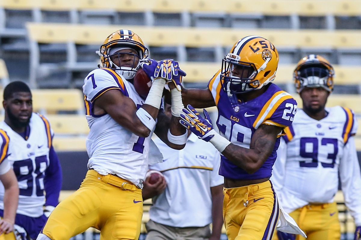 Football holds first preseason scrimmage Saturday