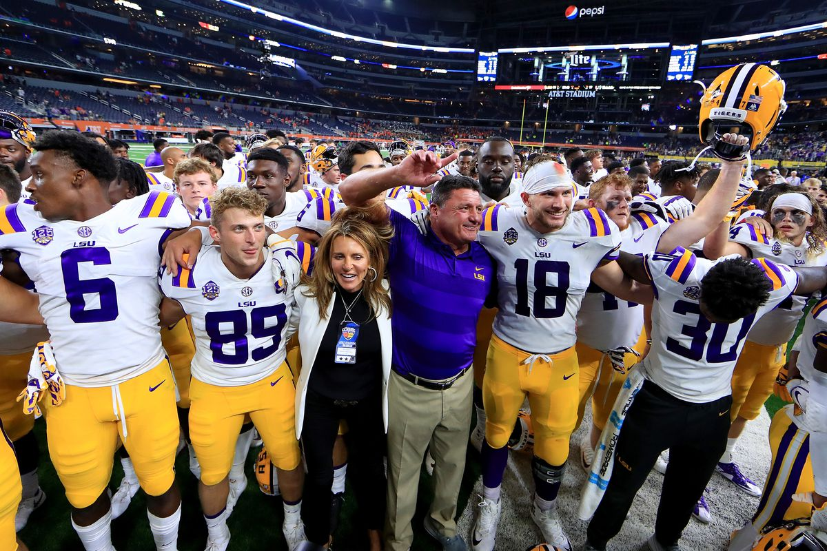 Preview: LSU takes on Southeastern in home opener