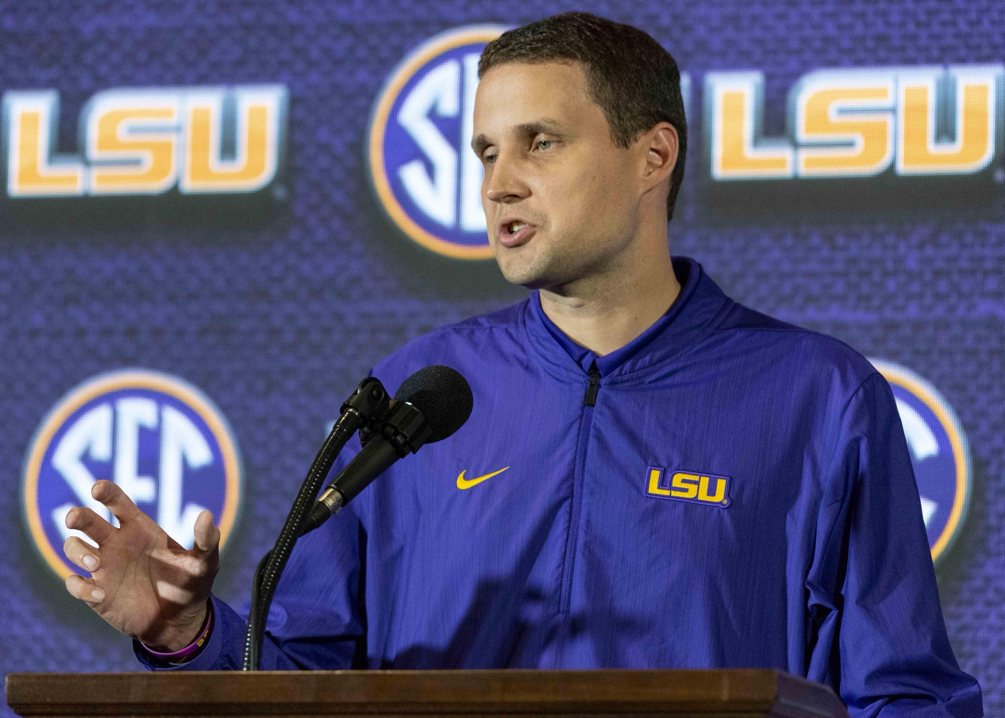 Will Wade addresses federal case involving recruits