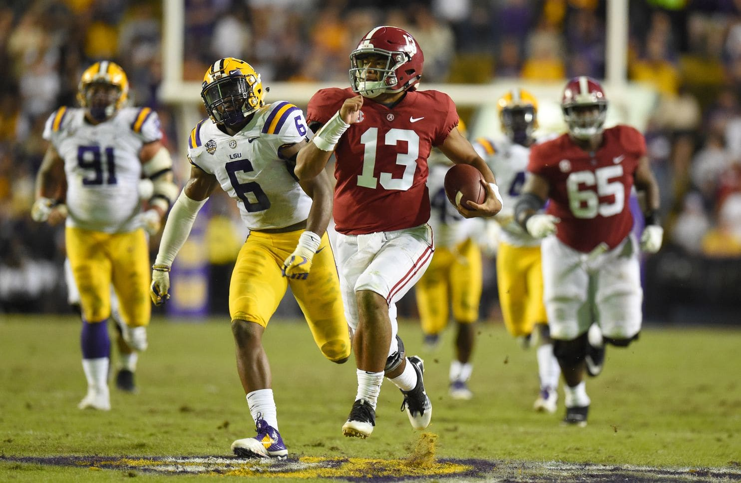 Rapid Reaction: Alabama shuts out LSU, 29-0