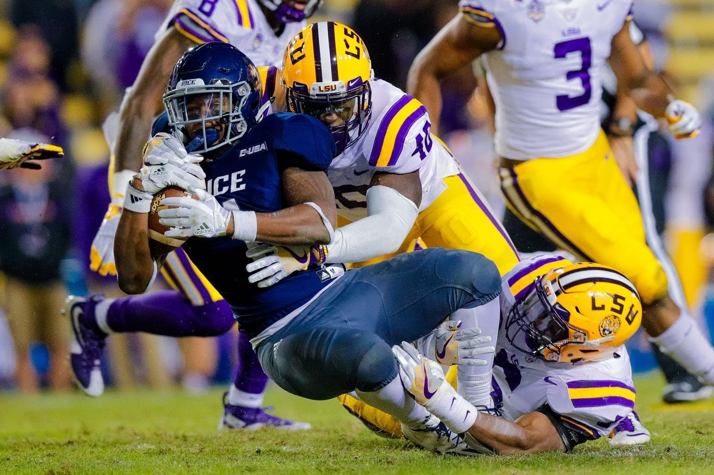 Devin White wins Butkus Award for top linebacker