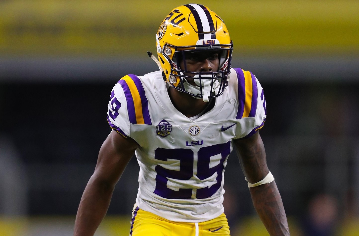 LSU CB Greedy Williams declares for the NFL Draft