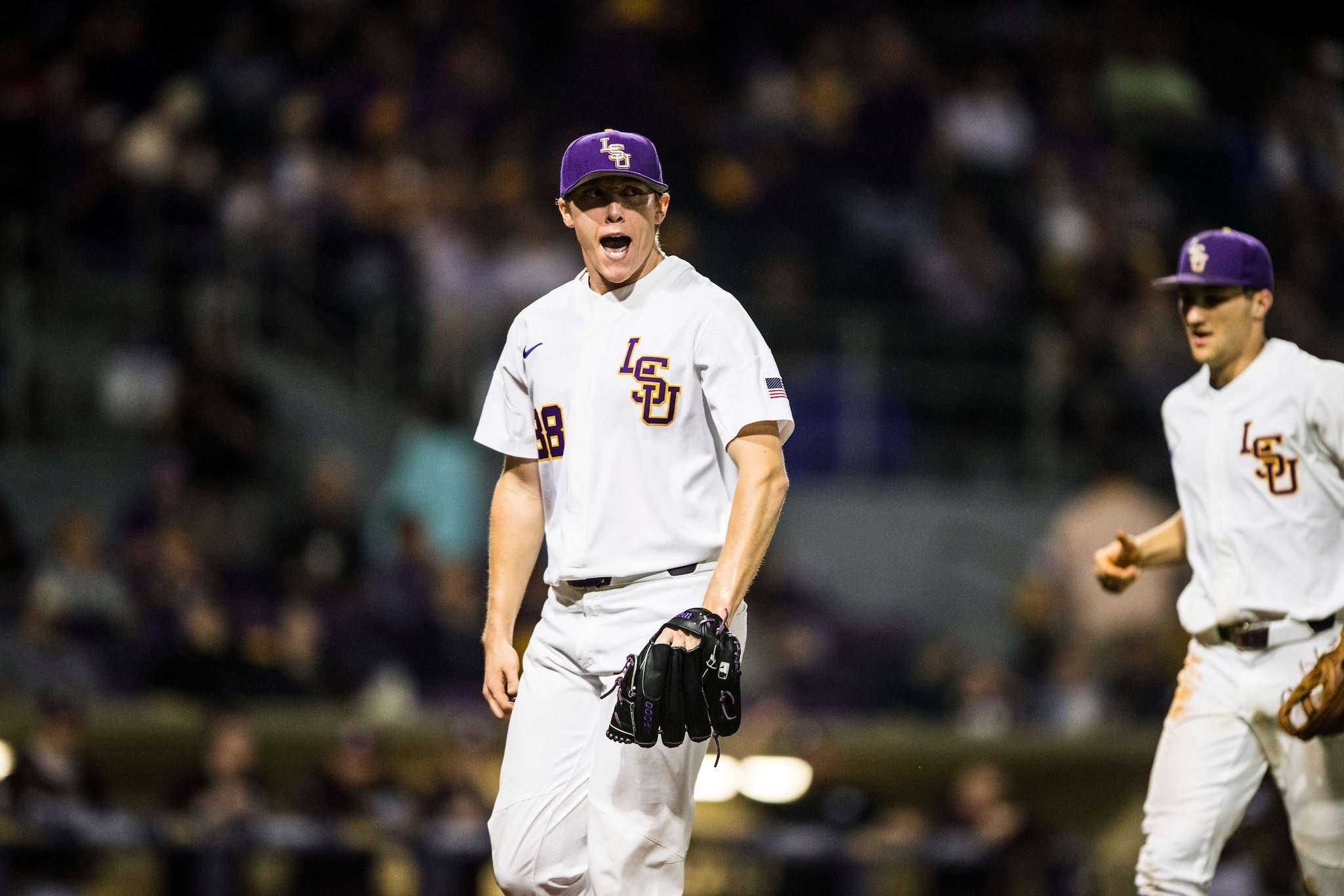 LSU is No. 1 in Collegiate Baseball Preseason Poll