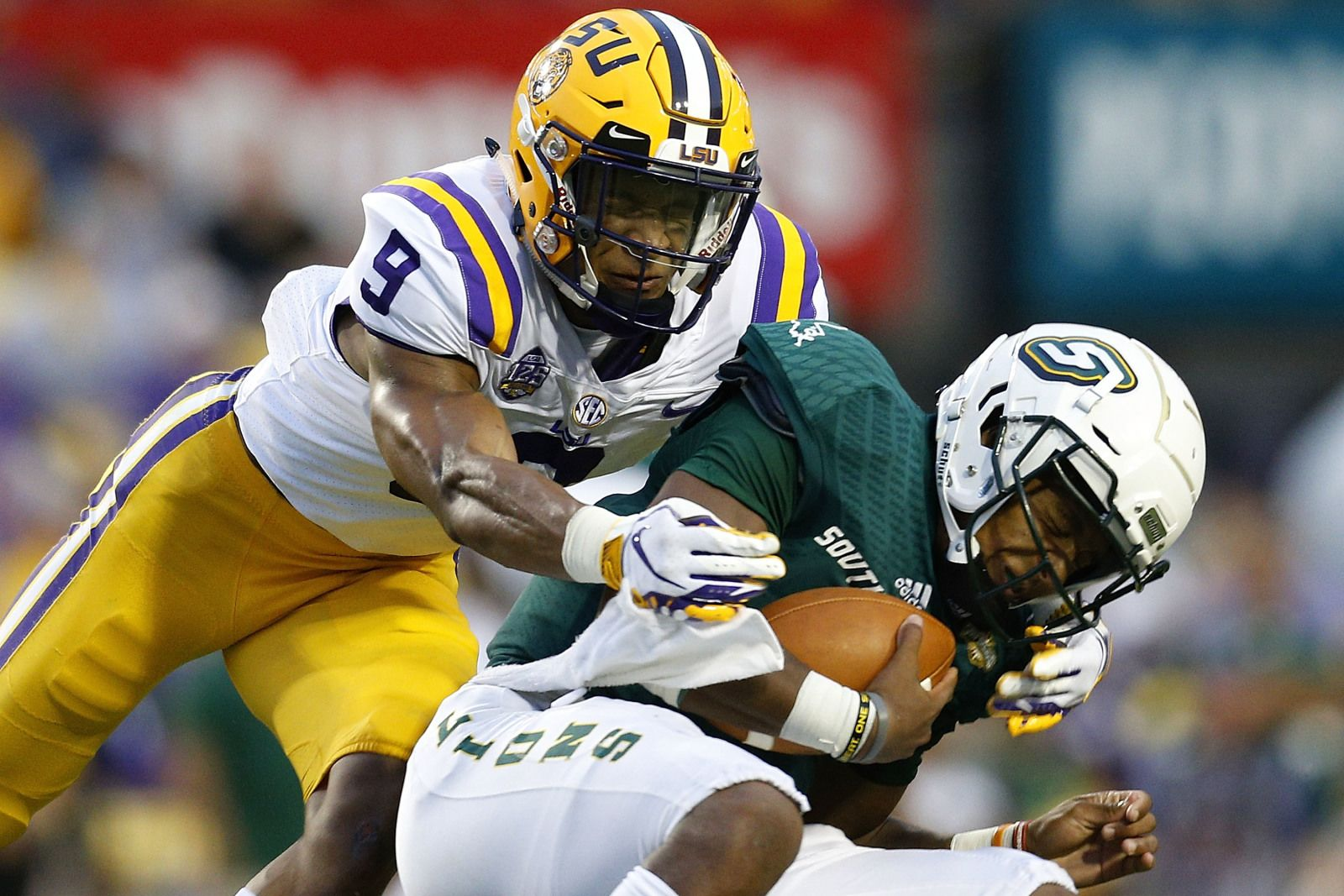 Can LSU's defense overcome absences vs. UCF?