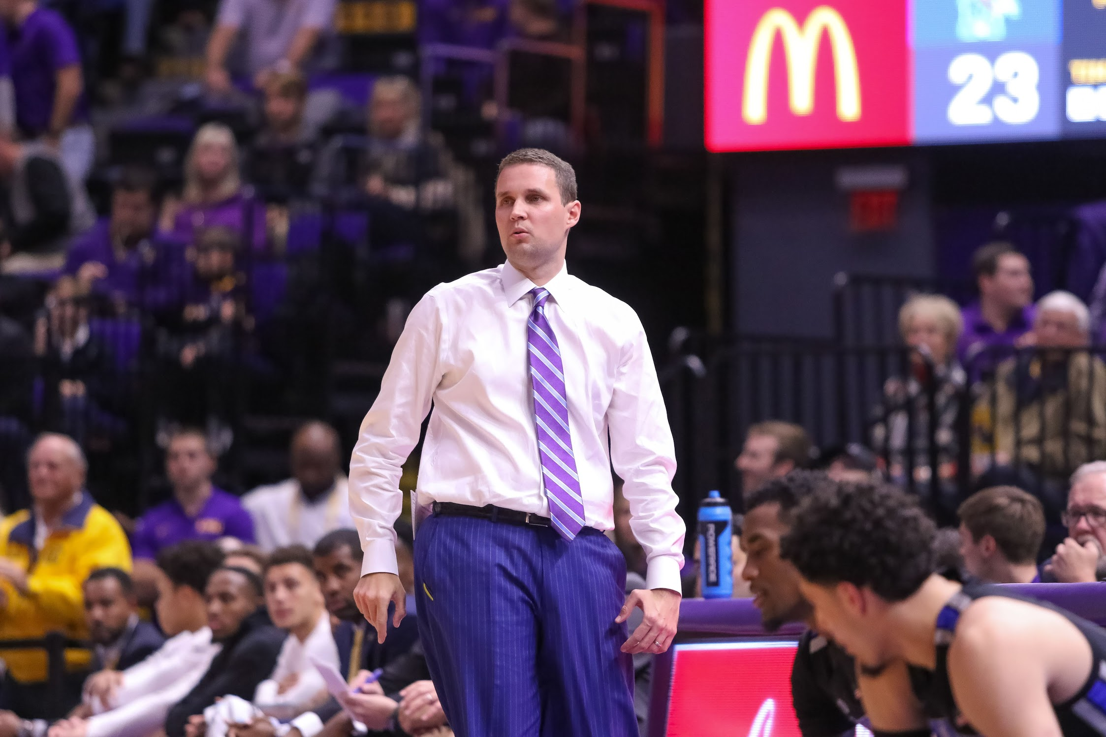 Everything Will Wade said at Monday's press conference