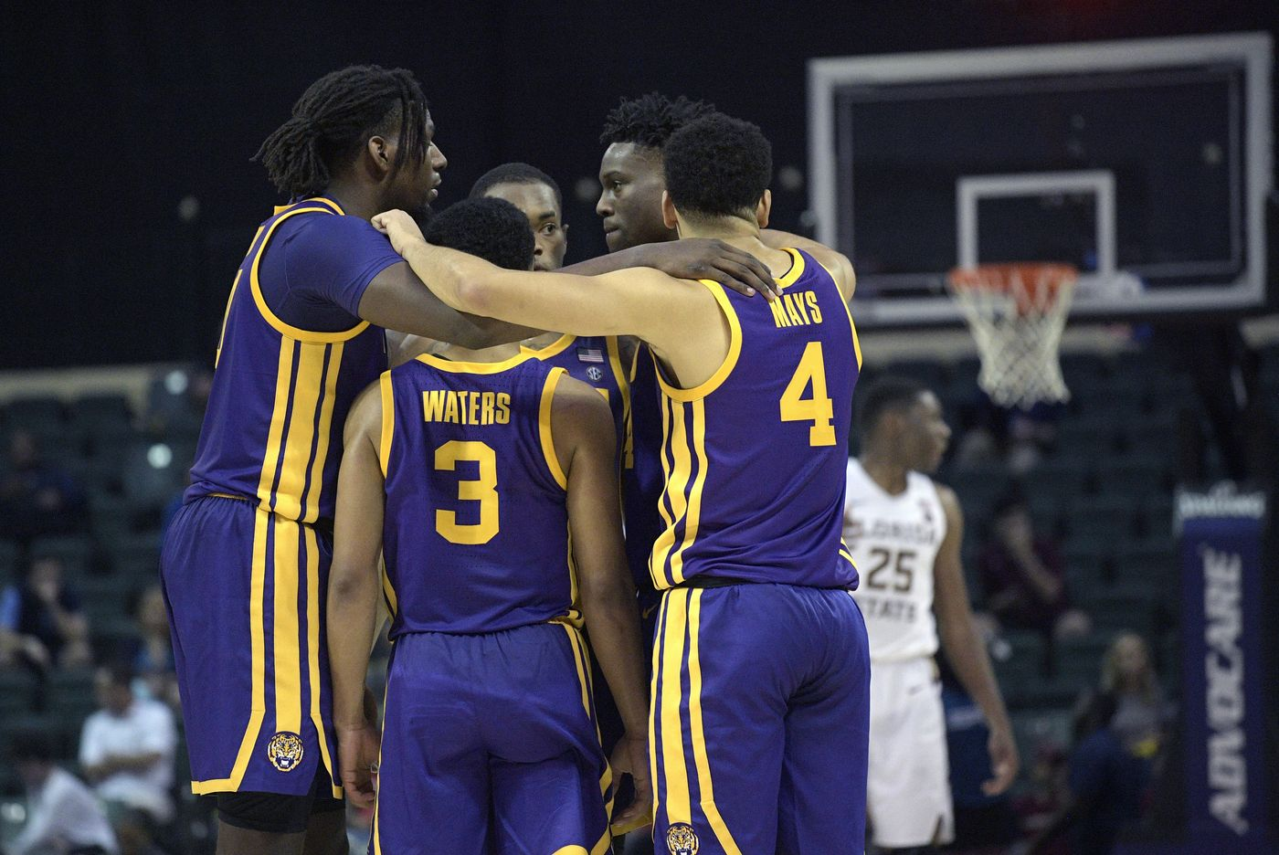 Waters leads No. 19 LSU over Texas A&M, 72-57