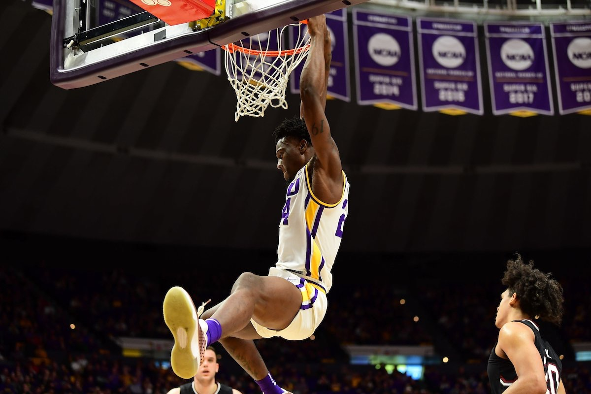 Pregame Thread: LSU vs. Georgia